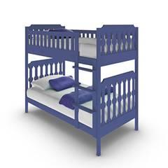 Painted Bunk Bed